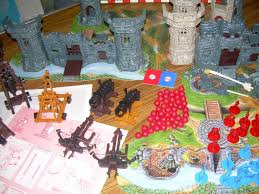 7 Weapons And Warriors AKA Siege Castle Minwood