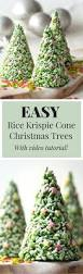 Rice Krispie Christmas Tree Treat Recipe by Christmas Tree Rice Krispie Treats Recipe Rice Krispie Treats