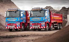 Renault Range C Is Top Choice For Central Demolition's New Tippers ...