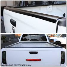 DNA Motoring: For 2013-2015 Nissan Frontier Truck Bed End Rear Tail ...
