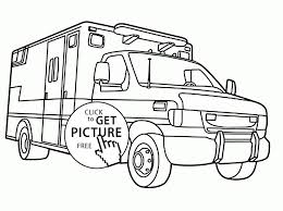 Coloring Sheets » Fire Truck Coloring Pages To Print - Free ...