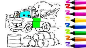 Coloriage Voiture Coloriage Flash McQueen CARS Coloriage Magique