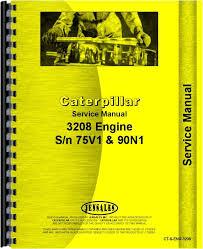 3208 cat specs caterpillar 3208 engine service manual
