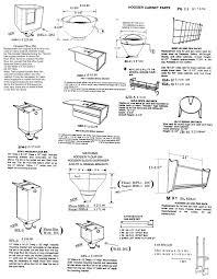 Sellers Hoosier Cabinet Elwood by Muffshardware Com Hoosier Parts