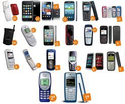 The 20 most famous cell phones in history 2013