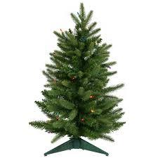 Dunhill Fir Pre Lit Christmas Tree by Fake Christmas Trees U2013 Happy Holidays