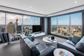 100 World Tower Penthouse Apartments In Darling Harbour Merriton