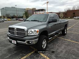 2009 Dodge Ram Pickup 2500 - Information And Photos - ZombieDrive