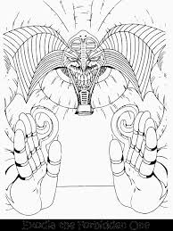 Yugioh 15 Coloring Pages