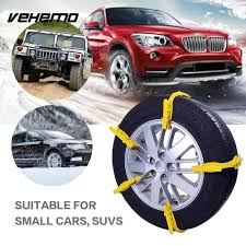 100 Snow Chains For Trucks Vehemo TPU Anti Skid Truck SUV Chain Universal Tire