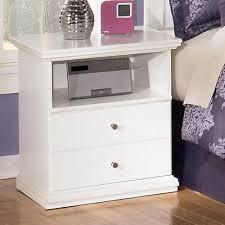 ashley b139 91 bostwick shoals shoals one drawer night stand