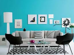 Grey Brown And Turquoise Living Room by Turquoise Living Room Wall Paint Color Ideas With Round Glass Top