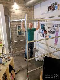 loft beds full size loft bed plans with desk 6 free diy full