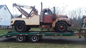100 Repo Truck For Sale Mack B Model Wrecker Tow Truck 6500 Bucks County Pa S For