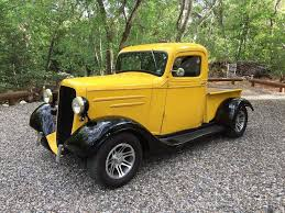New Parts 1936 Chevrolet Pickups Vintage | Vintage Trucks For Sale ...