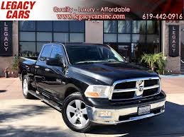 100 2009 Dodge Truck Sold Ram 1500 SLT Hemi V8 WBluetooth QUAD CAB In El Cajon