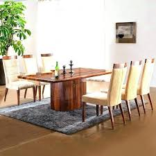 Kitchen Table Rug Dining Room Rugs Round