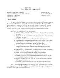 Criminal Justice Resume Objective Examples Of P3vW4
