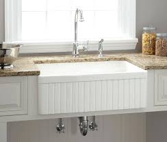 Kitchen Sinks With Drainboard Built In by Kitchen Sinks Home Depotca Porcelain Farmhouse With Drainboard