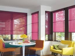 complementary colors design ideas from curtain time