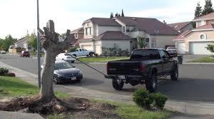 100 Cummins Pulling Truck Tree VS Dodge RAM