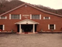 R E Rogers Funeral Home Home