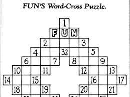 Arthur Wynne Created First Crossword Business Insider