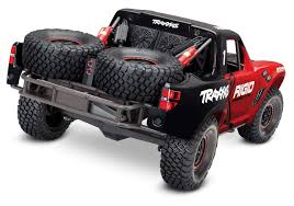 100 4x4 Rc Trucks Amazoncom Traxxas Unlimited Desert Racer 4X4 RC Race Truck Red