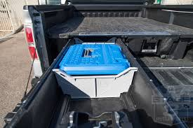 2015-2019 F150 DECKED Truck Bed Sliding Storage System - (5.5ft Bed ...