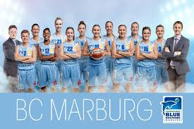 Damen Basketball Bundesliga BC Pharmaserv Marburg