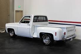100 1974 Chevrolet Truck C10 Step Side Stock 17110 For Sale Near San Ramon