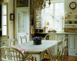 100 Dining Chairs Country English Style Home Magazine Suspiciously Like The Kitchen In Lionels
