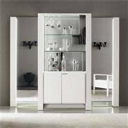 Diamond Modern Italian Bar And Drinks Cabinet By Rossetto