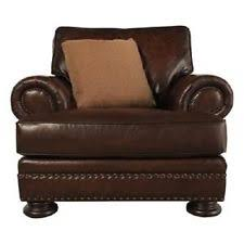 Bernhardt Foster Leather Furniture by Bernhardt Chair Ebay
