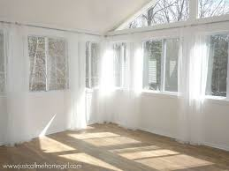The Thrifty Way To Hang Curtains
