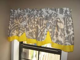 Yellow And Gray Kitchen Curtains by Coffee Tables Walmart Yellow Valance Kitchen Curtains Bed Bath
