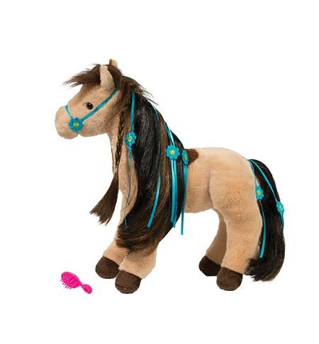 Douglas Flower Princess Horse - 12""