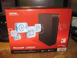 toshiba canvio desk 3tb external drive gough s tech zone