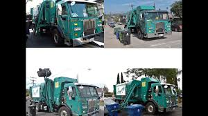 LA Harbor's New Trash Trucks - YouTube Garbage Trucks On Route In Action Youtube Color Truck Learning For Kids Of Lake Forest Crr Gaming Waste Management Watch It Here Wwwyoutube Flickr 2 First Gear Garbage Trucks In Action At The Dump Part 1 Youtube Diggers Children Truck Videos Excavator Las Vegas Republic Services Fire Teaching Patterns Week 4918