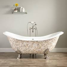 Kohler Villager Bathtub Weight by Iron Slipper Tub Signature Hardware