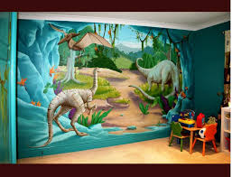 Image Of Dinosaur Wall Murals Decals