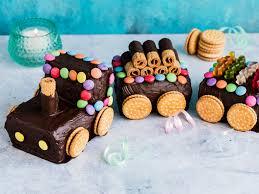eisenbahn kuchen perfekt für den kindergeburtstag