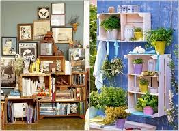 Decorate Using Crates And Wooden Boxes