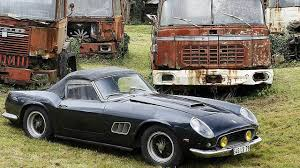 Rare Ferrari Found Rusting In An Abandoned French Barn - YouTube Rare Barn Find Ferrari Sells For 2m Cnn Style Tasure Trove Amazing Priceless Cars Found Abandoned In Barns Mcacn Barn Find Gallery Psychedelic Superbirds Buried Barracudas Amazing Edsel Parked And Left 1958 Pacer 1957 Corvette Really In A This Incredible 1 Million Classic Car Was A Holy Bmw M1 Hiding Garage For 34 Years Im Sure This Picture Tells An Teresting Story Abandoned Dubais Sports Wheeler Dealers Trading Up Youtube Ss454 Chevelle Sat Huge Collection 40 Hot Forza Horizon 3 Locations Guide Gamesradar