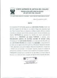 Registro Nacional De Identificación Y Estado Civil RENIEC Entrega