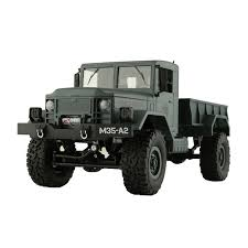 RC Military Truck With WIFI Camera 4WD 1/16 Army Crawler Offroad Car ...
