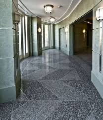 Terrazzo Flooring Kit For Interior Of Contemporary Building