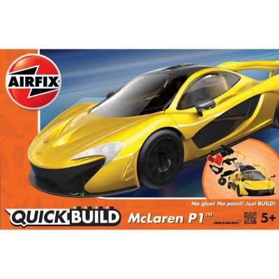 Airfix Quick Build Car Model Kit - McLaren P1