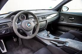 BMW E92 M3 GTS Coupe interior LHD UK Car Reviews and Buyers