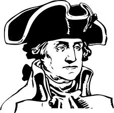 More Images Of George Washington Coloring Page